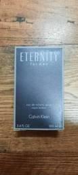 Perfume Eternity CK for men novo na caixa