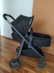 Carrinho de bebê Galzerano+ Bebê Conforto Kiddo