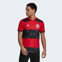 Título do anúncio: Camisa Adidas Flamengo Jogo 1 - G e XG