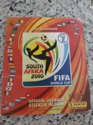 Álbum completo south América 2010