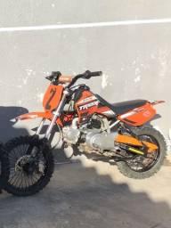 Título do anúncio: Mini moto tr50f