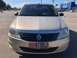 Renault Logan completo único dono extremamente novo