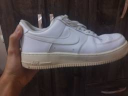 Nike Air force 1 Branco, original, usado.