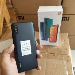 Xiaomi Redmi 9A 10X S/Juros 32GB/2Ram/1Ano de Garantia/Helio G25 MediaTek/13MP/Loja Fisica