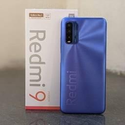 Xiaomi Redmi 9 Power 10x S/juros 128GB/4Ram/1Ano de Garantia/Snapdragon 662/48MP