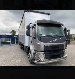 Volvo VM 270 6x2 Truck Sider
