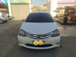Oportunidade!! Toyota Etios XLS Sedan 1.5 2014