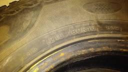 Vendo 4 pneus Goodyear Wrangler