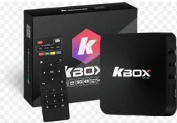 Título do anúncio: KboxTV