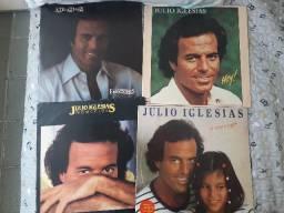 Discos de vinil de vários artistas