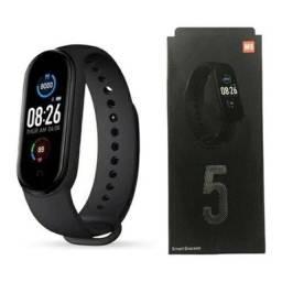 Relógio Smartband Bluetooth Modelo M5