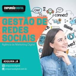 Gestão de Redes Sociais   Instagram, Facebook, LinkedIn e Google Meu Negócio