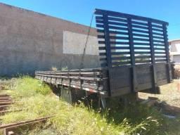 Carroceria de Madeira - Para Truck - 8,50
