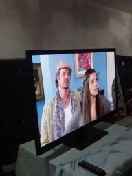 """Tv Samsung 43"""" polegada plasma  não é smart"""