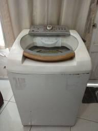 Máquina Brastemp 11 kg com defeito