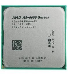 Processador AMD A8 6600K Quad-Core 3.9GHz (4.2GHz Max Turbo)