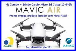 Kit Combo Mavic Air Pronta Entrega Nacional Menor Preco