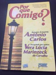 Livro Por Que Comigo? Vera Lúcia Marinzeck