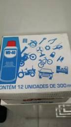 Caixa wd40 12 unidades.300ml