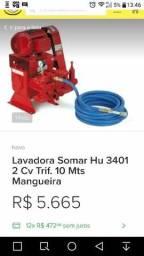 Lavadora wayne e compressor