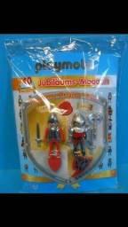 Playmobil edição de aniversário 40 anos raro.
