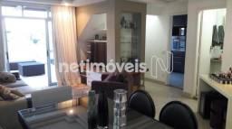 Apartamento à venda com 3 dormitórios em Santa tereza, Belo horizonte cod:739345