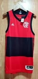 118eb537bf1 Baixou 140 para 120!! Camisa Adidas Flamengo Basquete