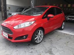 Fiesta 1.6 powershift automático 2015 top - 2015