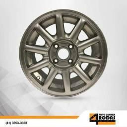 Roda ARO 15 4X108 Audi A80 Prata