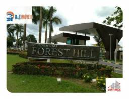Lotes Forest Hill Torquato Tapajós 200m² R$ 145.000,00