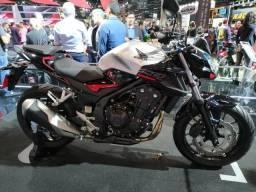 Cb500fano 2019 modelo 2020