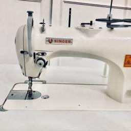 Máquina Costura Industrial - Reta Direct Drive