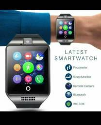 Relógio q18 smartwatch