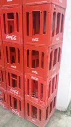 Engradado caixa coca 2L sem casco serve pra litrão