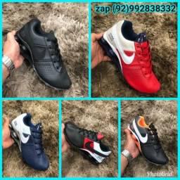 5e6198b96f Tênis Nike shox LIQUIDA (992838332) WHATSAPP