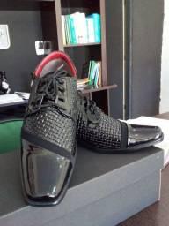 Sapato Calvest, linha Pierut, numero 40