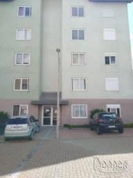 Apartamento à venda com 2 dormitórios em Rondônia, Novo hamburgo cod:18147