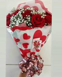 Buque De flores Naturais A partir de R$50