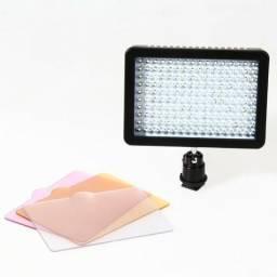 Iluminador 160 LEDs PRO comprar usado  Curitiba