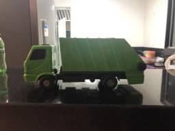 Caminhão de lixo urbano da Roma brinquedos