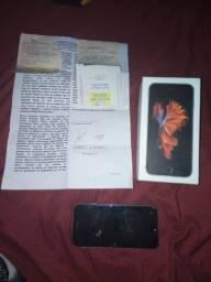 Vendo iPhone 6s 32 GB (leia a descrição)