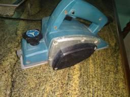 Plaina elétrica 500w 1600 rpm
