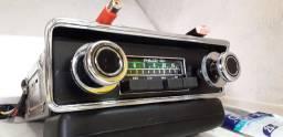 Rádio Ford Philco original do maverick .
