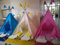 Cabana/Tenda para Festa do Pijama