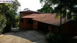 linda casa em cond. fechado 6 dor 3 stes + casa de caseiro