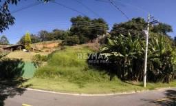 Terreno com área de 1000m² no condomínio Chácaras do Lago, Vinhedo/SP