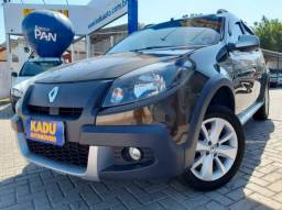SANDERO 2012/2013 1.6 STEPWAY 16V FLEX 4P AUTOMÁTICO