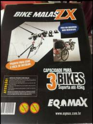 Suporte para 3 Bicicleta Eqmax na caixa!!!