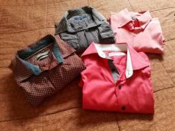 Camisa Masculina M/L