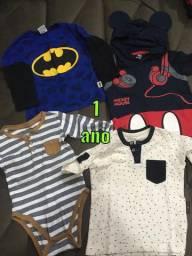 Lotes de roupas TAM 1
